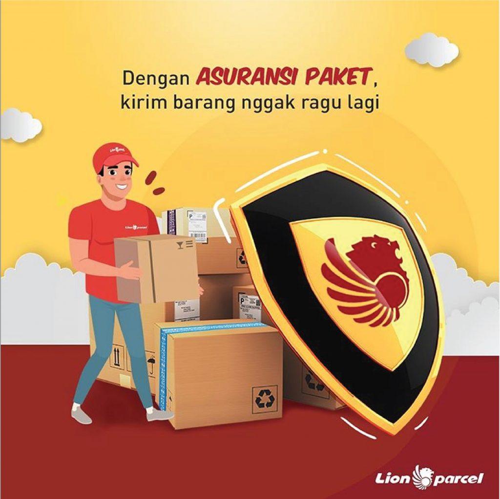 asuransi lion parcel
